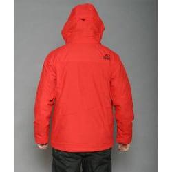 Marker Men's 'Stealth' Flame Red 3-in-1 Jacket