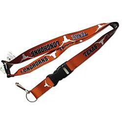 Aminco Texas Longhorns Reversible Clip Lanyard - Thumbnail 2