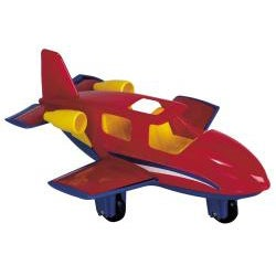 American Plastic Toys Assorted Aircraft Toy Set (Case Pack of 15) - Thumbnail 2