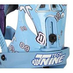 Technine Baller Pro S/M (5-7) Snowboard Bindings - Thumbnail 2