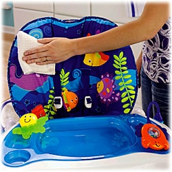 Fisher-Price Ocean Wonders Healthy Care High Chair - Thumbnail 2