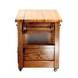Bradley Brand Furniture Buffalo River Kitchen Island - Thumbnail 2