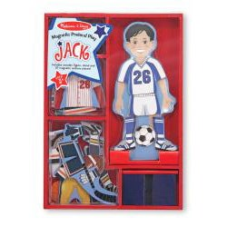 Melissa & Doug Magnetic Pretend Play - Jack - Thumbnail 2