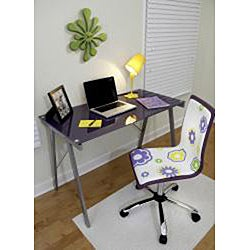 Exponent Purple Office Desk/ Drafting Table - Thumbnail 2