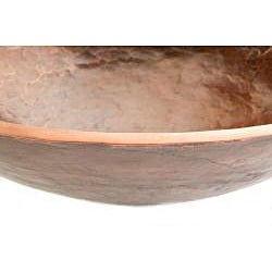 Thumbnail 3, Handmade Old World Copper Vessel Sink (Mexico). Changes active main hero.