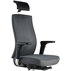 Jesper Office Grey Professional Ergonomic Office Chair - Thumbnail 2