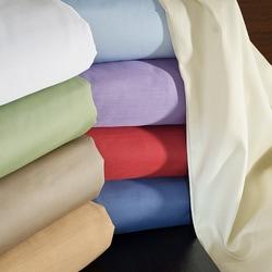 Fresno Cotton Sateen 400 Thread Count Queen Sheet Set - Thumbnail 2
