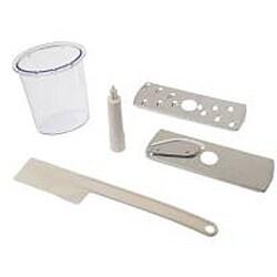 Cooks Essentials 5-Cup 350 Watt Food Processor w/Accessories (Refurbished) - Thumbnail 2