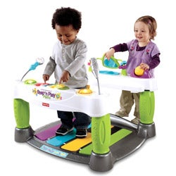 Fisher-Price Little Superstar Step 'n Play Piano - Thumbnail 2