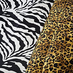 Safari Collection King-size Quilt Set