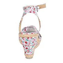 Refresh by Beston Women's 'Cutie' Wedge Sandals - Thumbnail 2