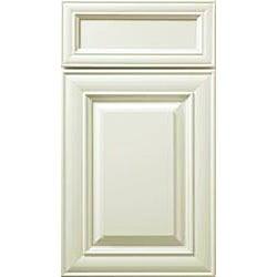 Sink Base Antique White Cabinet - Thumbnail 2
