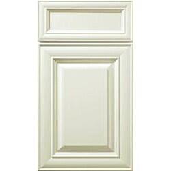 Antique White 36(w) x 12(h) in. Wall Kitchen Cabinet