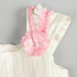 Donita Girl's Flower Dress