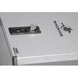 Winchester Safe EV-1200-B Steel eVault Biometric 3.0 Pistol Safe - Thumbnail 2