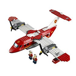 LEGO City Fire Plane Set 4209