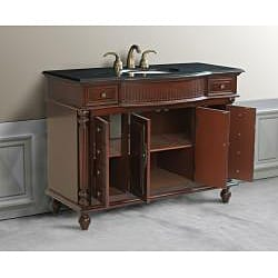 Design Element Manderston 48-inch Single Sink Vanity Set