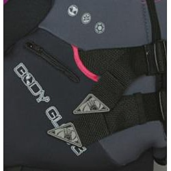 Body Glove Women's Grey/ Black Formula PFD Life Jacket - Thumbnail 2