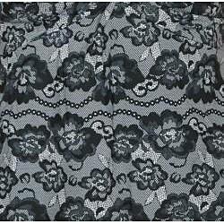 Island Pearls Missy's Grey Lace 2-piece Tankini - Thumbnail 2