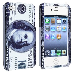 Dollar Case/ LCD Protector/ Audio Cable for Apple iPhone 4S - Thumbnail 2
