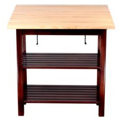 Sandy Creek Kitchen Island - Thumbnail 2