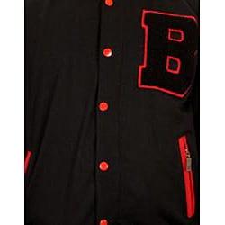 Hudson Outerwear Men's Cotton Twill Varsity Jacket