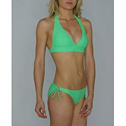 Island World Junior's Green Bikini - Thumbnail 2