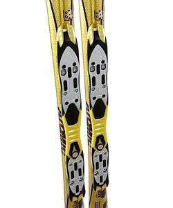 Atomic SL 9 Yellow Downhill Skis 170cm (Ski Only)