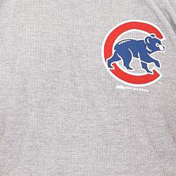 Stitches Men's Chicago Cubs Thermal Shirt - Thumbnail 2