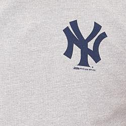 Stitches Men's New York Yankees Thermal Shirt - Thumbnail 2