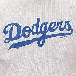 Stitches Men's LA Dodgers Thermal Shirt
