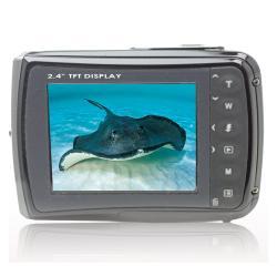 SVP WP6800 18MP Black Waterproof Camera with 16GB Micro SD