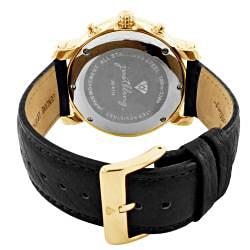 Men's Tazo 18K Gold-plated Diamond Watch - Thumbnail 2