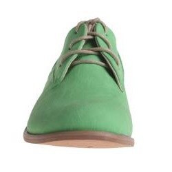 Refresh by Beston Women's 'ALEXIS-02' Oxford Shoes - Green - Thumbnail 2