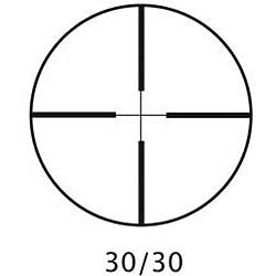 Barska 2.5x20 Contour Riflescope - Thumbnail 2