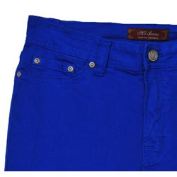 Lastest Tripp Royal Blue Skinny Jeans For Women  Aewom