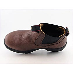 Georgia Men's GR604 Brown Boots Wide