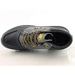 Fila Men's Weathertec Black Boots - Thumbnail 2