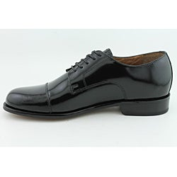 Bostonian Men's Akron Black Dress Shoes - Thumbnail 2