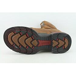 Rocky Men's 6885 Long Range Brown Boots Wide - Thumbnail 2