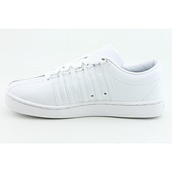 K Swiss Men's The Classic White Casual Shoes (Size 7) - Thumbnail 2