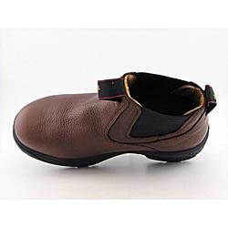 Georgia Men's GR604 Brown Boots - Thumbnail 2
