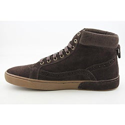 shop steve madden men's uzzi brown casual shoes