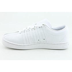 K Swiss Men's The Classic White Casual Shoes Wide