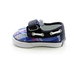Ralph Lauren Layette Boy's Coast Ez Blue Casual Shoes - Thumbnail 2