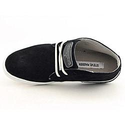 Steve Madden Men's Upton Black Casual Shoes - Thumbnail 2