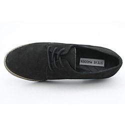 Steve Madden Women's Jazie Black Casual Shoes - Thumbnail 2