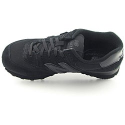 New Balance Men's M574 Black Casual Shoes - Thumbnail 2