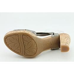 Naya Women's Wind Bronze Dress Shoes