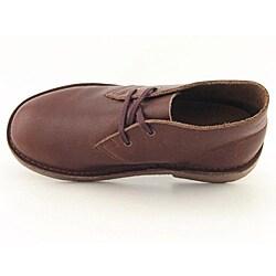 Clarks Originals Boy's Desert Brown Boots - Thumbnail 2